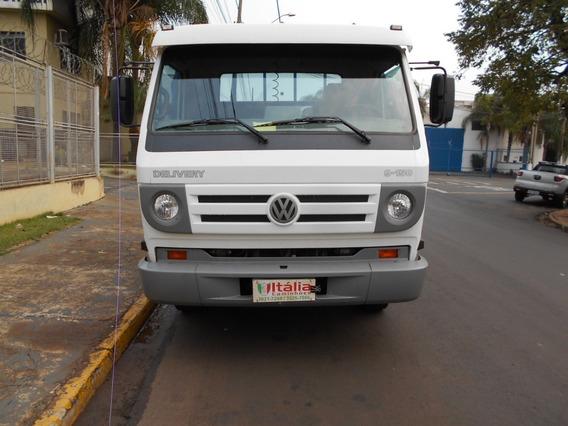 Vw 9150 2011 Carroceria Único Dono Itália Caminhões