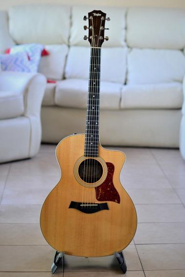 Guitarra Electroacústica Taylor 214 Ce Grand Auditorium