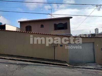 Casa Para Venda Em Mogi Das Cruzes, Alto Ipiranga, 2 Dormitórios, 2 Banheiros, 5 Vagas - 256