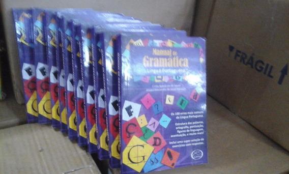 Manual De Gramática Da Língua Portuguesa - Lote Com 10 Vol.