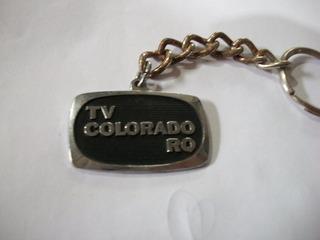 Chaveiro Antigo Tv Colorado