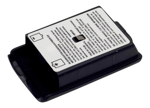 Imagen 1 de 10 de Tapa Cubierta Control Xbox 360 Porta Baterias Controlador