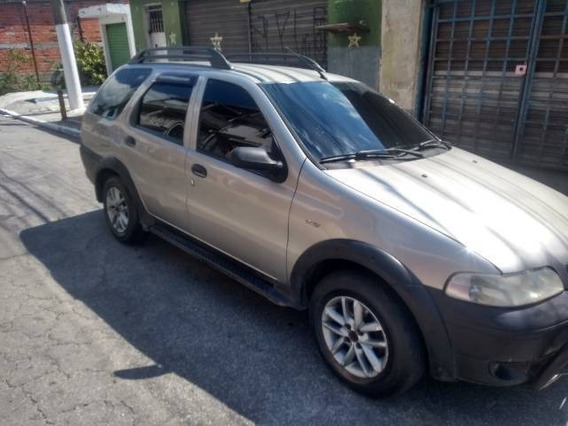Fiat Palio Weekend 2002 1.6 16v Stile 5p