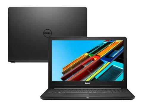 Notebook DellMemória Ram: 4gbProcessador: I3Hd: 1tbS