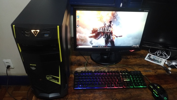 Pc Gamer I5, 8gb Ram, Gtx 1060