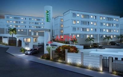 Apartamento Para Comprar No Chácaras Reunidas Santa Terezinha Em Contagem/mg - 3490