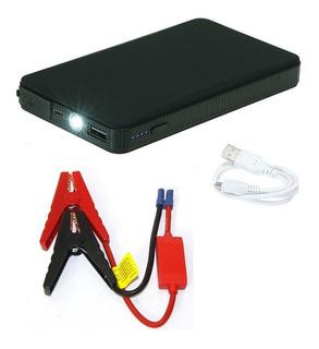 Arrancador Portátil Batería Emergencia Pasa Corriente Carga