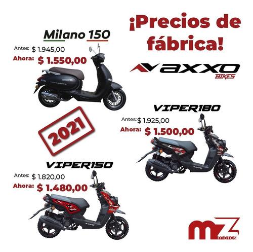 Axxo Milano 150, Viper 150, Viper 180