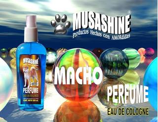Perfume Para Mascotas (macho-hembra-cachorro) 250 Ml.