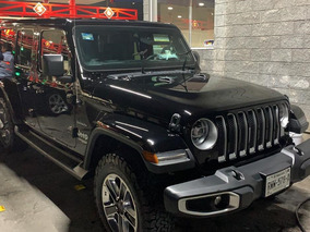 Jeep Unlimited Sahara 4x4 2018 Línea Nueva Tomo Auto Credito