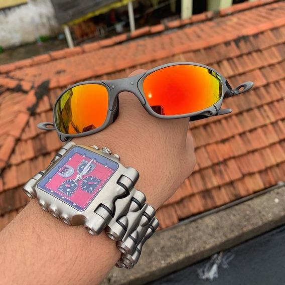 Óculos Juliet, Double X Xmetal +bag+certificado+teste