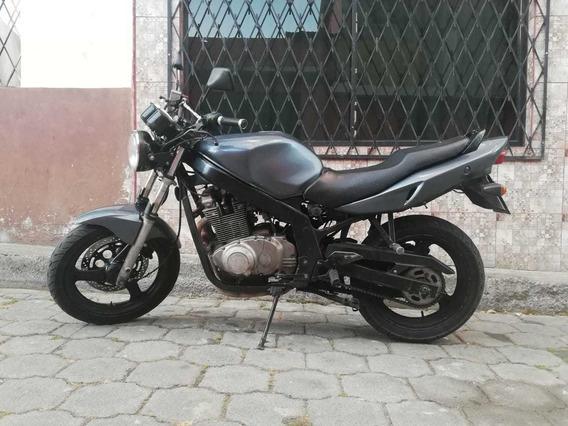 Moto Suzuki Gs 200 Año 2005