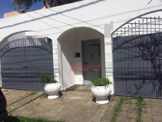 Sobrado Com 4 Dormitórios À Venda, 285 M² Por R$ 1.640.000 - Campo Belo - São Paulo/sp - So0031