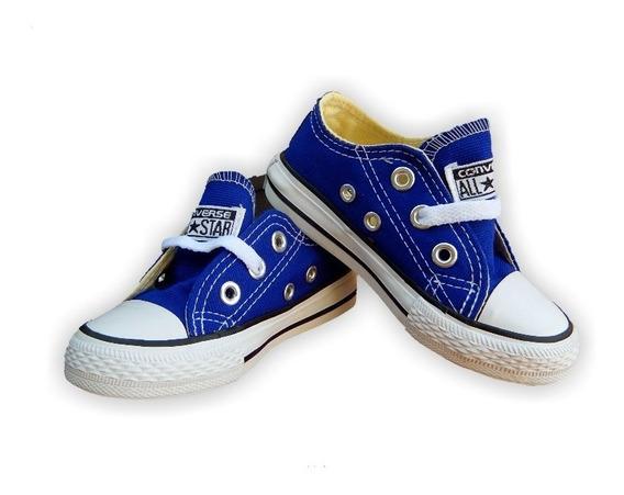 Vsv Converse All Star De Niños Talla 20 Al 25 (somos Tienda)