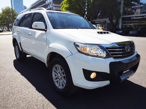 Toyota Sw4 Srv 7 Asientos 2014 Abasto Motors