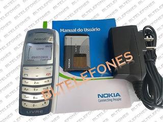 Claro Fixo/aparelhos Nokia 2115 Novo/cdma