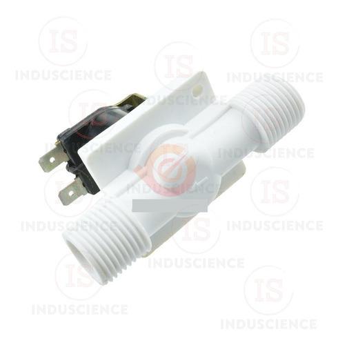 Electroválvula De Plástico 12v Nc Interruptor Solenoide