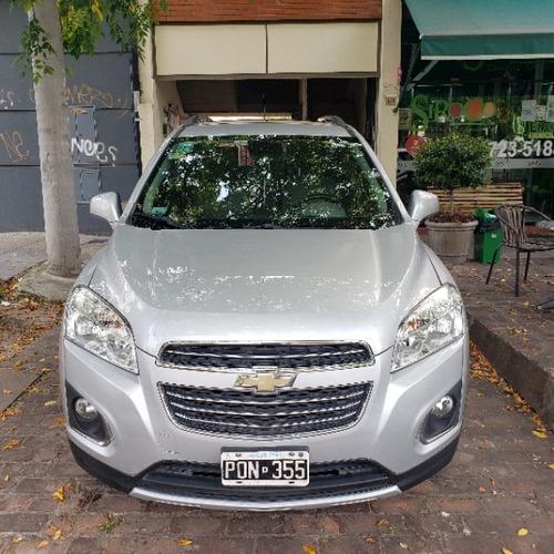 Chevrolet Tracker 4x4 Ltz Plus