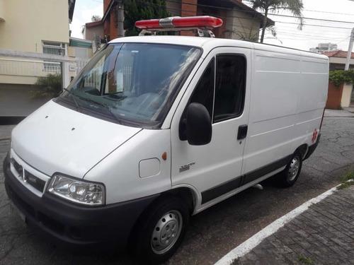 Jumper Ambulancia, 2013 Com Ar Condicionado
