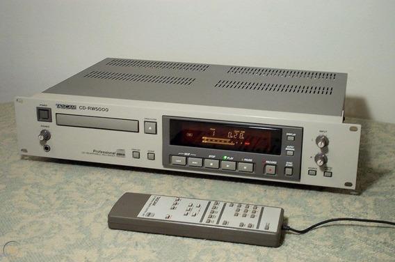 Grabador Master - Tascam Rw5000