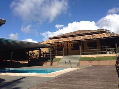 Chácara Residencial À Venda, Embu Mirim, Itapecerica Da Serra. - Ch0144
