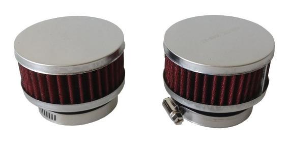 Par Filtro De Ar Esportivo Cb 400 Cb 450 Cbr450 47mm