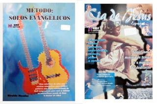 Método Solos Evangélicos + Revista Cia De Jesus