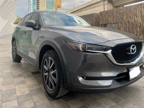 Mazda Cx-5 2.5 S Grand Touring 4x2 At 2018 + Garantía Extend