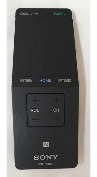 Controle Remoto Touchpad Rmf-yd003 Kdl-50w805b Kdl-60w855b K