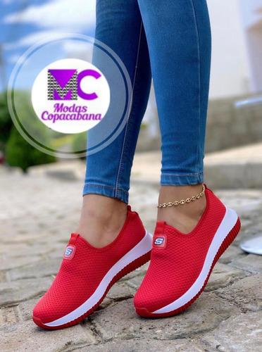 Zapatos Deportivos Skechers Para Damas