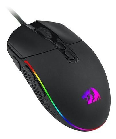 Mouse Gamer Rgb Redragon Invader M719 10000 Dpi