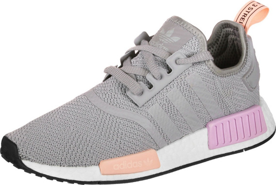 Zapatillas adidas Originals Nmd R1 Gris Dama