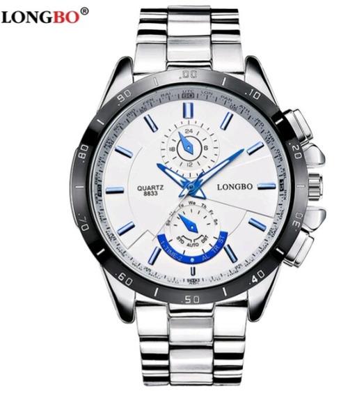 Relógio Longbo 8833 Original