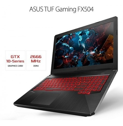 Notebook Republic Of Gamer Asus Tuf Gaming Fx504