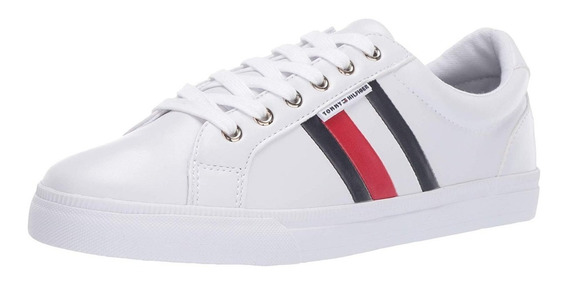 Zapato Tenis Tommy Hilfiger Lightz Dama Original Env Grat