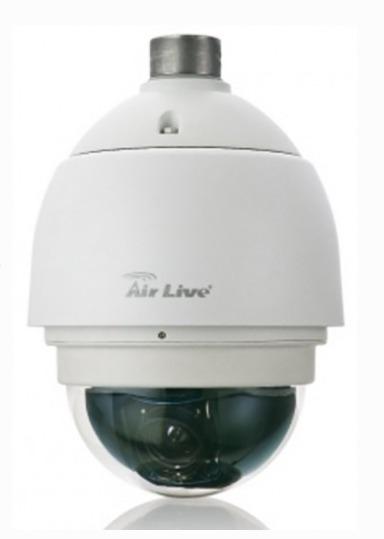Domo Ext. De Alta Velocidad Airlive Sd3030 P/videovigilancia