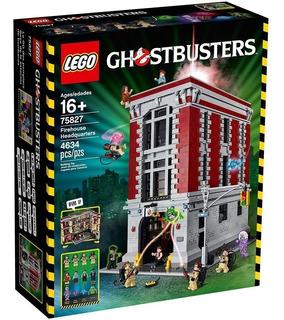 Lego 75827 Ghostbusters Cuartel De Bomberos Sumun