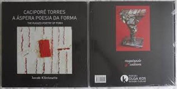 Livro - Artes - Caciporé Torres A Áspera Poesia Da Forma