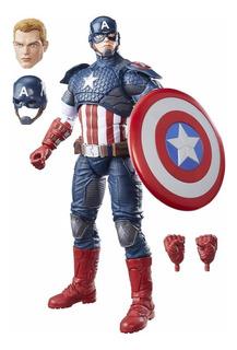 Captain America - Marvel Legends Series - Hasbro