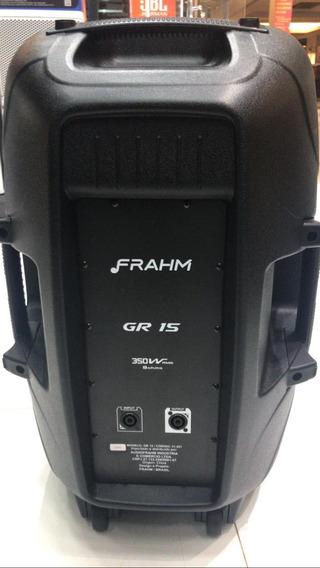 Caixa Acustica Frahm Gr15 Passiva 31421 Oferta De Hoje