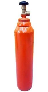 Tubo Cilindro Co2 Argon 1mt3 - 4kg - Mig Tig Inverter