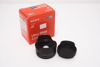 Sony Lente Vcl-ecu2 Ultra Wide Converter Para Sel16f28
