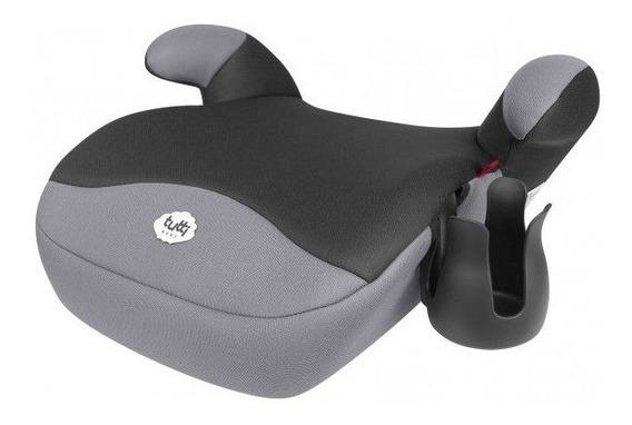 Assento Elevação Infantil (carro) Criança 15/36 Kg - Preto - Com Suporte Para Copo - Segurança Para O Seu Filho