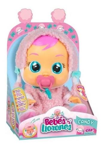 Imagen 1 de 2 de Muñeca Cry Babies Candy (7340)