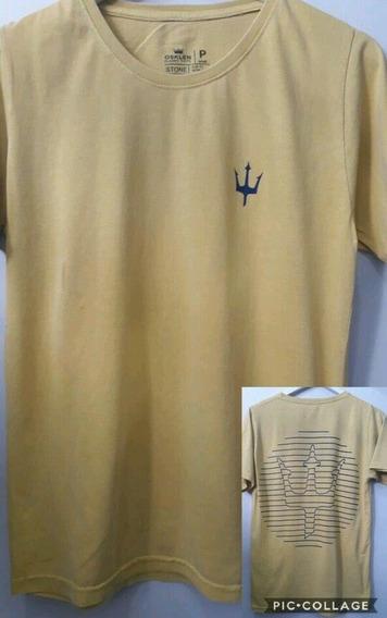 Camisas De Malha De Diversas Marcacas Kit Com 10 Uni