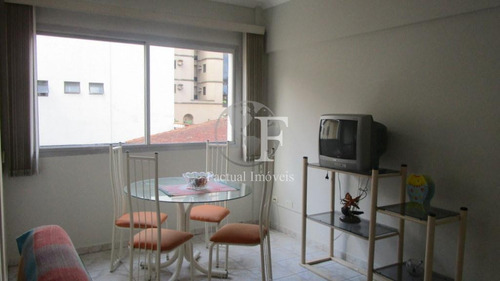 Apartamento Residencial À Venda, Enseada, Guarujá - Ap7854. - Ap7854