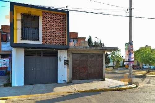 Casa En Venta En La Colonia Bello Horizonte, Puebla