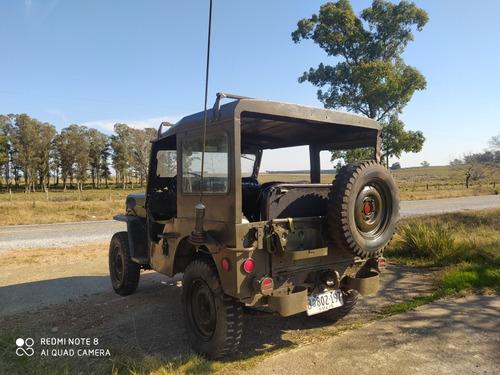Vendo Jeep Militar Jeep