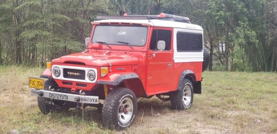 Toyota Fj Fj 43 Modelo 83