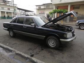 Mercedes-benz 280 Sel Del 82